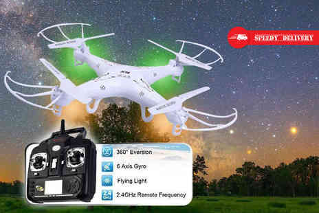FDS Corporation - Syma X5 explorers quadcopter drone - Save 72%