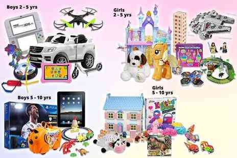 Ckent - Kids mystery deal from Apple, Glow Sand, Nintendo, Disney and more - Save 0%