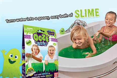 Zimpli Kids - 150g pack of green Slime Baff - Save 40%