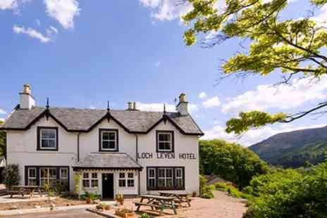 Loch Leven Hotel - One to Three Nights Stay with Breakfast, Bubbly and Late Check Out with Option for Dinner - Save 49%
