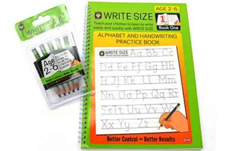 Groupon Goods Global GmbH - Write Size Handwriting System for Kids - Save 0%