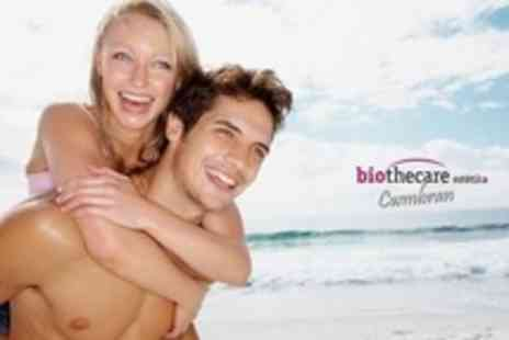 Biothecare Estetika Cwmbran - Six Sessions of IPL Hair Removal on Large Area Such as Full Legs - Save 69%