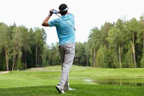 Chorlton Cum Hardy Golf Club - One Hour Private Golf Swing Lesson for One or Two - Save 0%