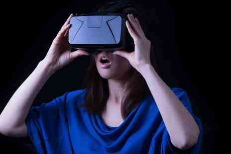 Virtual Reality Centre - Virtual Reality Gaming Experience - Save 45%