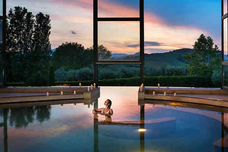 Fonteverde Tuscan Resort & Spa - Five Star 17th Century Spa Hotel Stay For Two Amid Hot Springs - Save 50%