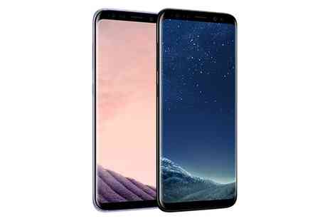 Buy Mobiles - Samsung Galaxy S8 Plus on a 24 Month Contract with 5GB Data Allowance for £37.99 Per Month With Free Delivery - Save 92%