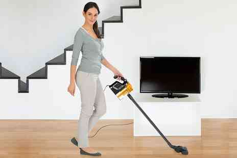 Groupon Goods Global GmbH - Cleanmaxx Hand Vacuum Cleaner With Free Delivery - Save 33%