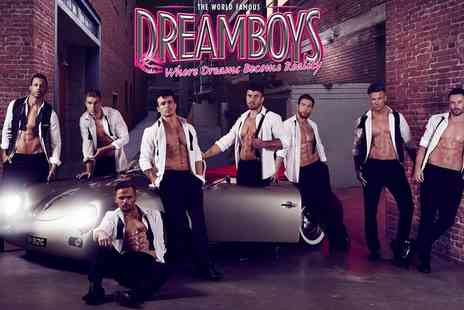 The Dreamboys - The Dreamboys Show with Cocktail and Nightclub Entry on 13 January to 31 March - Save 40%