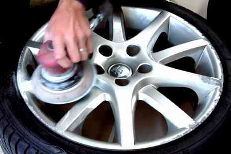 Herts Wheels - Refurbishment and Powder Coating for Up to Four Alloy Wheels - Save 0%