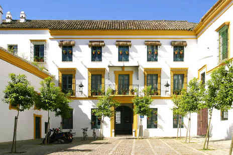 Hospes Las Casas Del Rey De Baeza - Four Star Traditional Andalusian Style Stay For Two - Save 34%