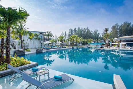 The Waters Khao Lak - Four Star Stunning Retreat off Bang Niang Beach - Save 64%