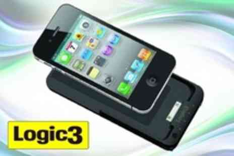 Logic3 - Two iPhone 4/4S Rechargeable PowerSleeve - Save 50%