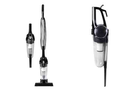 Groupon Goods Global GmbH - Quest 2 in 1 Upright and Handheld Vacuum Cleaner - Save 55%