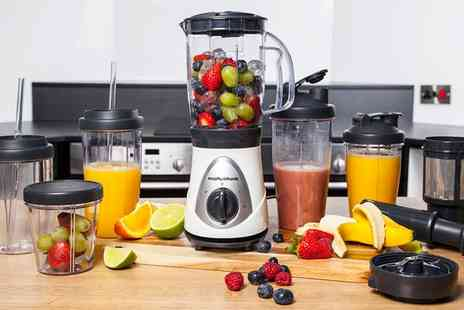 Groupon Goods Global GmbH - Morphy Richards Complete Nutrition Blender - Save 50%