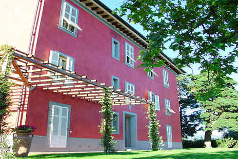 Villa Cassia di Baccano - Four Star Suite Stay For Two in a Grand Tuscan Villa - Save 60%