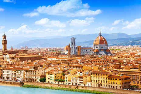 Hotel Executive Florence - Four Star Charms of the River Arno For Two - Save 80%