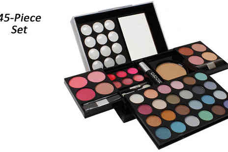 Urban Trading - Urban Beauty Makeup Travel Case Sets Choose from Six Options - Save 20%