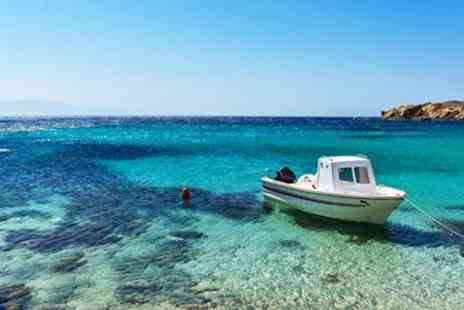 Hays Travel - Seven night 4 star Mykonos holiday - Save 0%