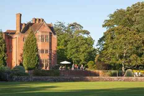 New Place Southampton - Deluxe Hampshire manor stay with dinner & wine - Save 0%