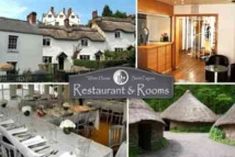 The White House - In St Fagans Two Night Stay For Two With Five Course Taster Menu - Save 56%