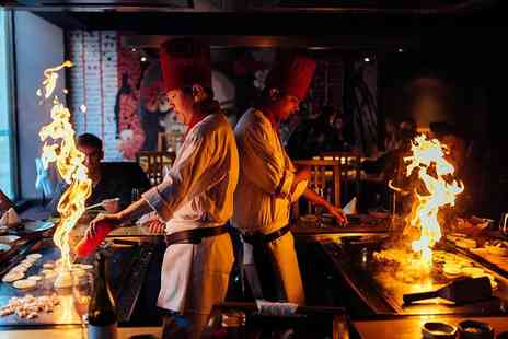 Benihana - Benihana Delight speciality dinner for two - Save 50%