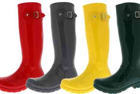 Groupon Goods Global GmbH - Womens Rain Boots - Save 0%