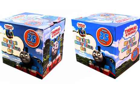Groupon Goods Global GmbH - Thomas and Friends My First Story Time 35 Book Box Set - Save 0%