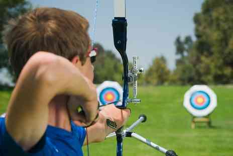 Chiltern Archery - 60 Minute Archery Experience for Up to Four - Save 43%