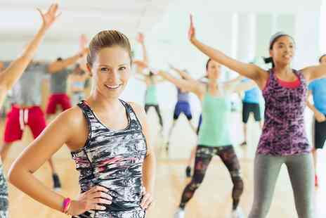 I am Zumba fit - Five or Ten Zumba Classes - Save 55%