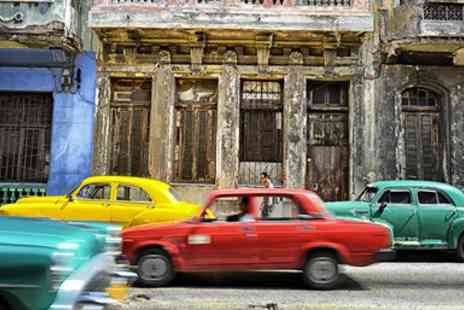 STA Travel - Seven night Cuba tour inclusive meals & excursions - Save 0%