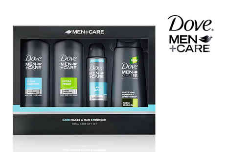 Advanced Retail Solutions - Dove Men plus Care total care gift set - Save 0%