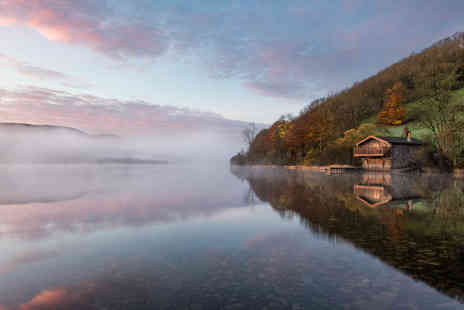 Mosscrag Guest House - One or two night Lake District escape for two with breakfast and a bottle of Prosecco - Save 39%
