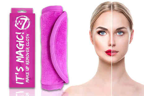 Ditzy Doll - W7 Its Magic makeup remover cloth - Save 60%