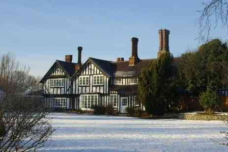 Lenwade House Hotel - One, two or three night stay for two with breakfast - Save 31%