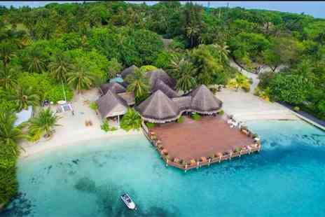 Bargain Late Holidays - Seven or 14 Nights all inclusive 4 Star Maldives stay with flights - Save 42%