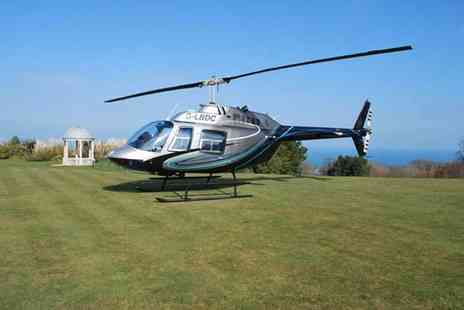 Buyagift - Six mile helicopter pleasure flight and Concorde museum experience - Save 0%