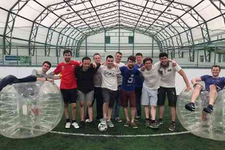 Activity For All - Bubble football for 15 - Save 60%