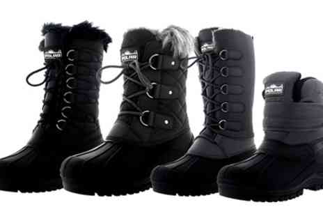Groupon Goods Global GmbH - Thermal Winter Snow Boots - Save 0%