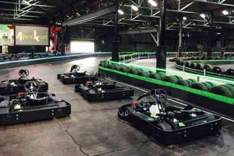 The Circuit - 30 Minute Go Karting Experience For Up to Four - Save 25%