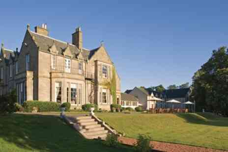 Norton House Hotel - Afternoon Tea with Prosecco for Two or Four - Save 49%