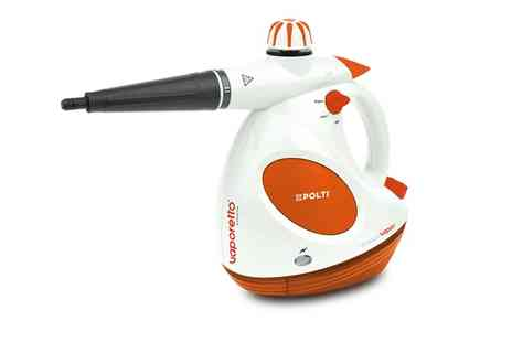 Groupon Goods Global GmbH - Polti Vaporetto Diffusion Handheld Steam Cleaner - Save 36%