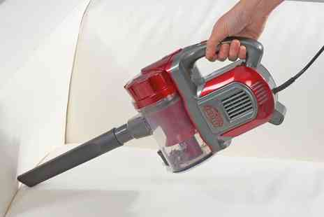 Groupon Goods Global GmbH - Maxi Vac Corded 600w Dual Cyclone Vacuum - Save 56%