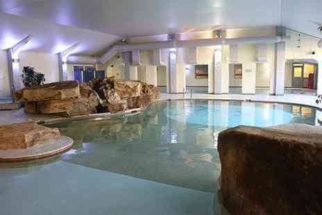 Cleopatras at Park Hall Hotel - Spa Day with Two Treatments for Two - Save 59%