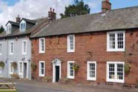 The Kings Arms - Historical two night Cumbria break - Save 59%