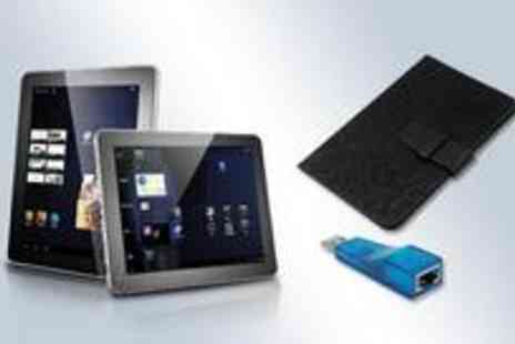 Dazlr - 9.7 inch android tablet and case - Save 50%