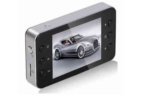 HXT Goods - 2.7in Full HD Car Dash Cam Plus Optional 32G SD Card - Save 83%