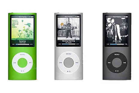 Black Sheep - 8GB MP4 Player and Headphones Available in Seven Colours - Save 45%