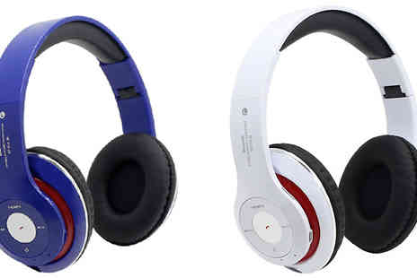 comxuk - Bluetooth Headphones Available in Five Colours - Save 75%