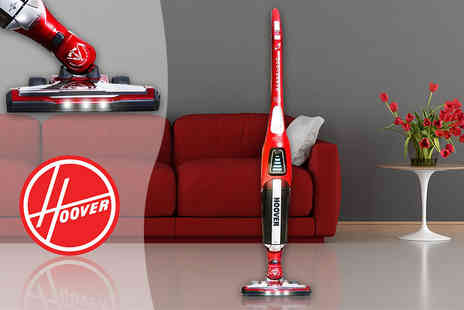 Direct Vacuums - 32.4V lightweight cordless upright vacuum cleaner - Save 76%