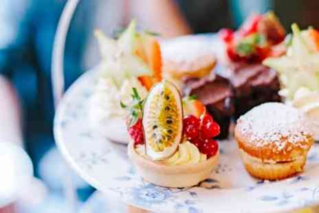 The Lismoyne Hotel - Afternoon tea and bubbly for two - Save 37%